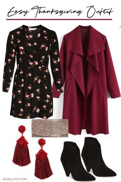 f685266c123b 4 easy last minute Thankgiving outfit ideas! Wardrobe Recipes Next Clothes