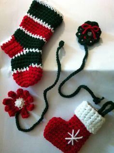 Custom X'mas Crochet Set
