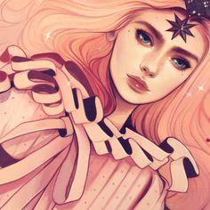 Kelsey Beckett Illustration - Draw - Art - Illustration - Oil Painting