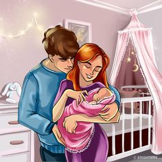# illustrations # illustrations # pregnancy # pregnancy # show - # illustrations. - # illustrations # illustrations # pregnancy # pregnancy # show – # illustrations … – # illus - Mother Daughter Art, Mother Art, Mother And Child, Mom Drawing, Family Drawing, Pregnancy Art, Pregnancy Humor, Girly Drawings, Couple Drawings