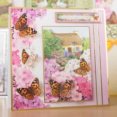 Hunkydory Ultimate Step into Springtime Collection - 252 Sheets (144246) | Create and Craft