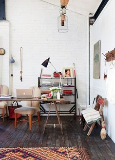 Bohemian work space -OFFICE