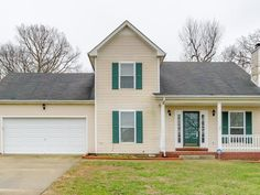 JUST LISTED! 3435 E Henderson Way, Clarksville TN - $180,000, Well maintained 4 bedroom, 2 1/2 bath home. Conveniently located 15 min from post, 10 min from interstate and the mall. New carpet, 5 year old HVAC, tile in kitchen, expansive deck - great for entertaining. HUGE backyard with storage shed! For additional information do not hesitate to call, text, pm or email me! 931-237-1417 or admin@tamelagirouxrealtor.com