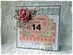 Dla Natalki Handmade Birthday Cards, Handmade Cards, Frame, Decor, Craft Cards, Picture Frame, Decoration, Diy Birthday Cards, Decorating