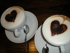 what is better than one cup of coffee?? TWO cups of coffee! <3