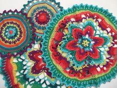 toni crochet mandalas for mandalasformarinke project thought of and herded by crochetconcupiscence dot com