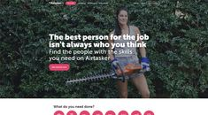 Airtasker is a freelance website where you can find local freelance workers to perform physical jobs for you in your local region. Freelance Websites, Do You Need, Be A Better Person, Get Started, Physics, Good Things