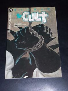 1988 DC Batman The Cult #2 Comic Book Free Shipping!!