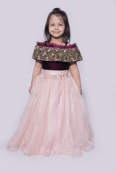Peony Kids Couture is an Online store selling Party Wear Dresses for Baby Girls, Baby Boys, Party Wear Dresses for Boys, Party Wear Dresses for Girls & Party Wear Frocks for Girls. Gowns For Girls, Frocks For Girls, Dresses Kids Girl, Designer Dresses For Kids, Baby Dresses, Designer Wear, Baby Dress Design, Baby Girl Dress Patterns, Kids Lehenga Choli