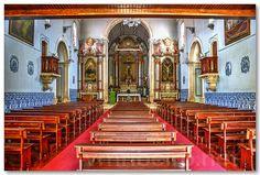 Interior da Igreja Matriz de S.Julião