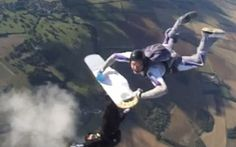extreme ironing calendar 2012 - Google Search