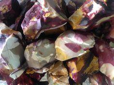 Große natürliche Mookaite Jaspis Probe - das Beauty-Juwel für würdevollem Altern, Frieden und körperliche Attraktivität