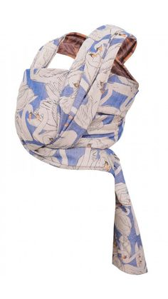 Artipoppe Monogamy Zeus Baby Wrap or Baby Sling, Ring Sling Swan Pattern for fashionable and stylish Babywearing. Suitable for Newborn and Toddler. Ring Sling, Baby Sling, Baby Wraps, Mulberry Silk, Baby Wearing, Beautiful Babies, Baby Car Seats, Shopping, Kids
