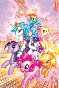 My Little Pony JSC by ToolKitten.deviantart.com on @deviantART