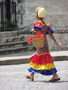 The colours of Cuba.