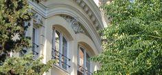 Rehabilitación de la Embajada de Bélgica Madrid, Mansions, House Styles, Home Decor, Cornices, Blue Prints, Decoration Home, Manor Houses, Room Decor