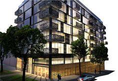 George Apartments North Melbourne | 8TRIUM Apartments - Design ...
