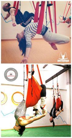 AERO YOGA COLOMBIA: Aero Yoga Colombia, Teacher Training, Sexta Formación Colombiana Profesores Oficial