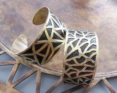 Handmade: Bracelet - Bronze