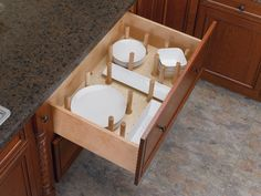 Cabinet Accessories - Rev-A-Shelf Photo Gallery | Discount Kitchen Cabinets