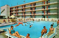 Back then, The Carousel was known as Bobby Bakers Carousel and hosted many politicians during their getaways to Ocean City. Description from crystalbeachhotel.com. I searched for this on bing.com/images