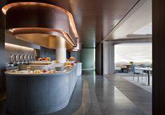Bayerischer Hof's Munich Breakfast Room by Jouin MankuInspirationist | Inspirationist