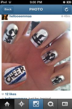 Cheerleading! I WANT!!