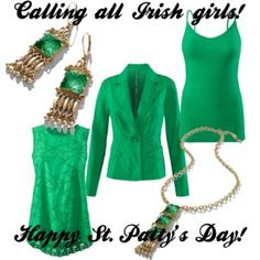 Go green with cabi! Happy St. Patrick's Day!