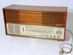 Vintage Radio 60er Jahre GRUNDIG 4097 FUNKTIONSFÄHIG in Berlin - Wilmersdorf | Audio & Hifi | eBay Kleinanzeigen