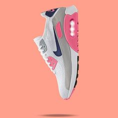 Nike's Air Max 90 Ultra 2.0 Flyknits are as light as air! If you're feeling this 'Laser Pink' women's option you'll be able to grab it from NDC on March 3. #sneakerfreaker #snkrfrkr #airmax90 #air #airmax #flyknit  via SNEAKER FREAKER MAGAZINE OFFICIAL INSTAGRAM - Fashion  Advertising  Culture  Beauty  Editorial Photography  Magazine Covers  Supermodels  Runway Models