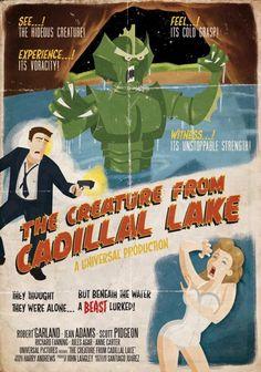 22 cartazes de filmes de horror para inspirar seu Halloween. | ::Tutoriais Photoshop::