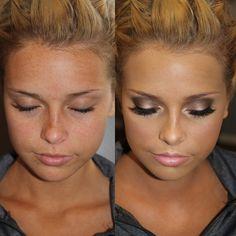 Kissable Complexions: Gateway Bridal: Blonde Babe