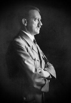 Blut und Boden — jochenmarseille:   Adolf Hitler  Photo by Heinrich...