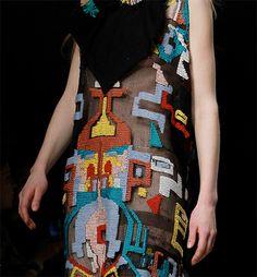 Textiles by Jenny Postle