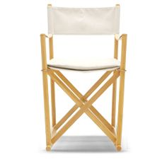 The Folding Chair by Mogens Koch from Carl Hansen & Sons.