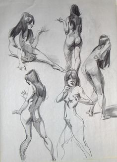 figures 6 by ~dangerousllama on deviantART ✤ || CHARACTER DESIGN REFERENCES…