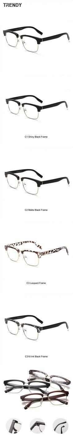 39c7fca571e3 Fashion brand new eye glasses frames for women spectacle frame prescription  eyewear Z-1854 $8.7