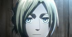 Armin Snk, Sapphire Steven Universe, Female Titan, Annie Leonhart, Attack On Titan Fanart, Lost Girl, All Anime, Female Characters, Spaghetti