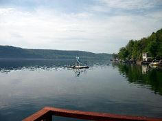 Up State NY / Cooperstown - Lake View Motel (totally recommend!)