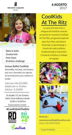 THE RITZ-CARLTON SANTIAGO: Actividades para niños #SantiagoElegante_TheRitzCarlton #SantiagoElegante #HotelesSantiago #LasCondes