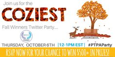 #PTPAParty Twitter Party on 10/06/2016 at 12:00PM ET - http://thisbirdsday.com/ptpaparty-twitter-party-on-10062016-at-1200pm-et/ #TwitterParty