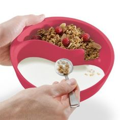 Obol, the Never-Soggy Cereal Bowl $19.99
