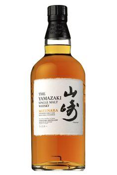 Yamazaki Single Malt Whisky Mizunara (2010)