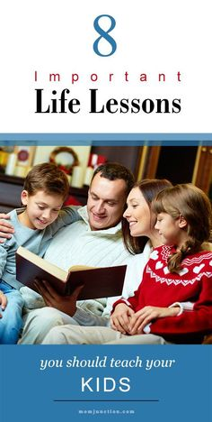 8 Important Life Lessons For Kids To LearnHere we shall discuss about 8 good life lessons for kids in detail: #Parenting