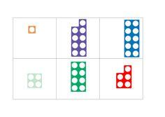 Numicon 1 - 10 bingo