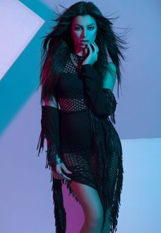 Iveta Mukuchyan to represent Armenia   News   Eurovision Song Contest