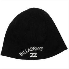 Billabong Mens Dakine Beanie Hat Black One Size