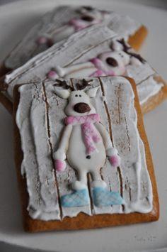 Gingerbread by CakesVIZ