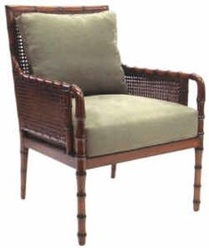 Paleck China Bay Desk, Chair and Cupboard made of wicker, rattan and woven furniture.