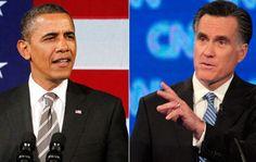 Barack Obama Mitt Romney dibattito: segui la diretta streaming